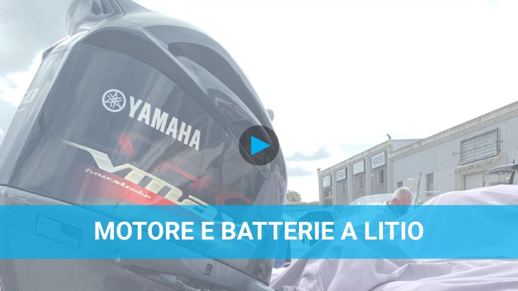 MOTORE E BATTERIE A LITIO