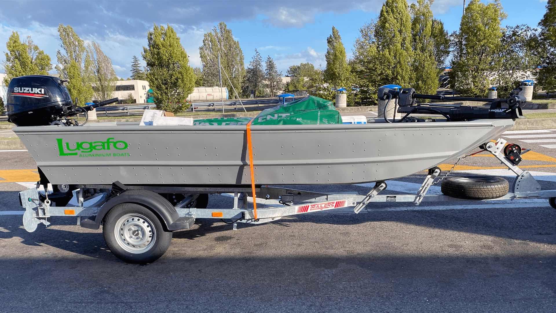 carrello barca ab2nautica