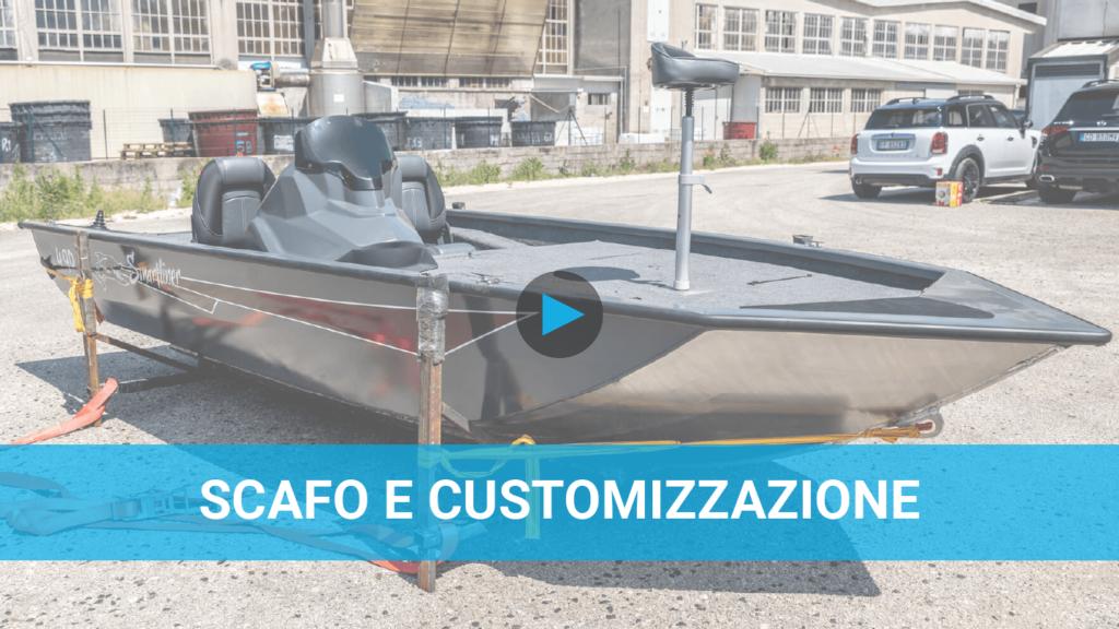 scafo e customizzazione